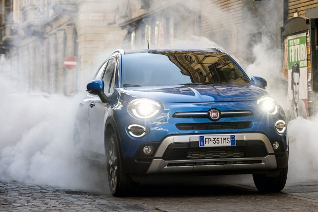 The new advertising campaign for the New 500X is now on air: a journey through time to discover that the future is already here