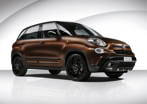 New 500L S-Design, Sporty Emotions Styled for Young Families