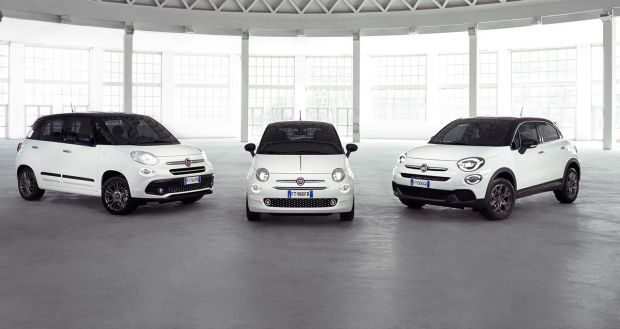 "Fiat offers in-car Apple® experience with Apple Music® and Apple CarPlay® across Fiat 500 ""120th"" range"