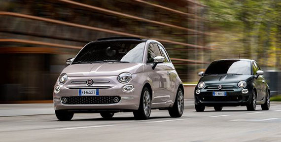 New Fiat 500 range: the iconic car renews itself and expands its line-up with the top-of-the-range Star and Rockstar versions