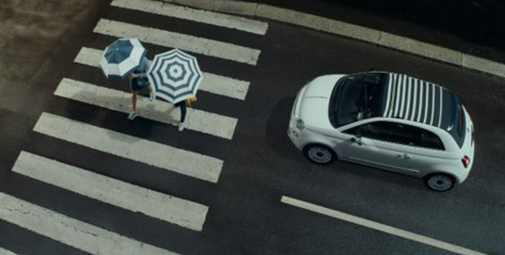 """""""July Forever"""": the new Fiat 500 Dolcevita spot is on air"""