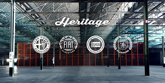 FCA Heritage launches social media channels