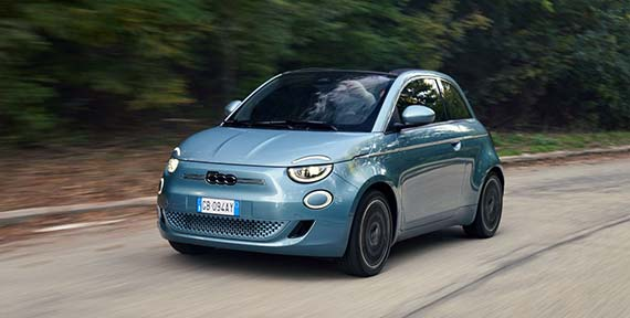 NEW FIAT 500 UK PRICING AND SPECIFICATION ANNOUNCED